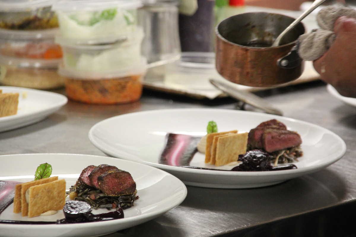 Catering Farm to Fork